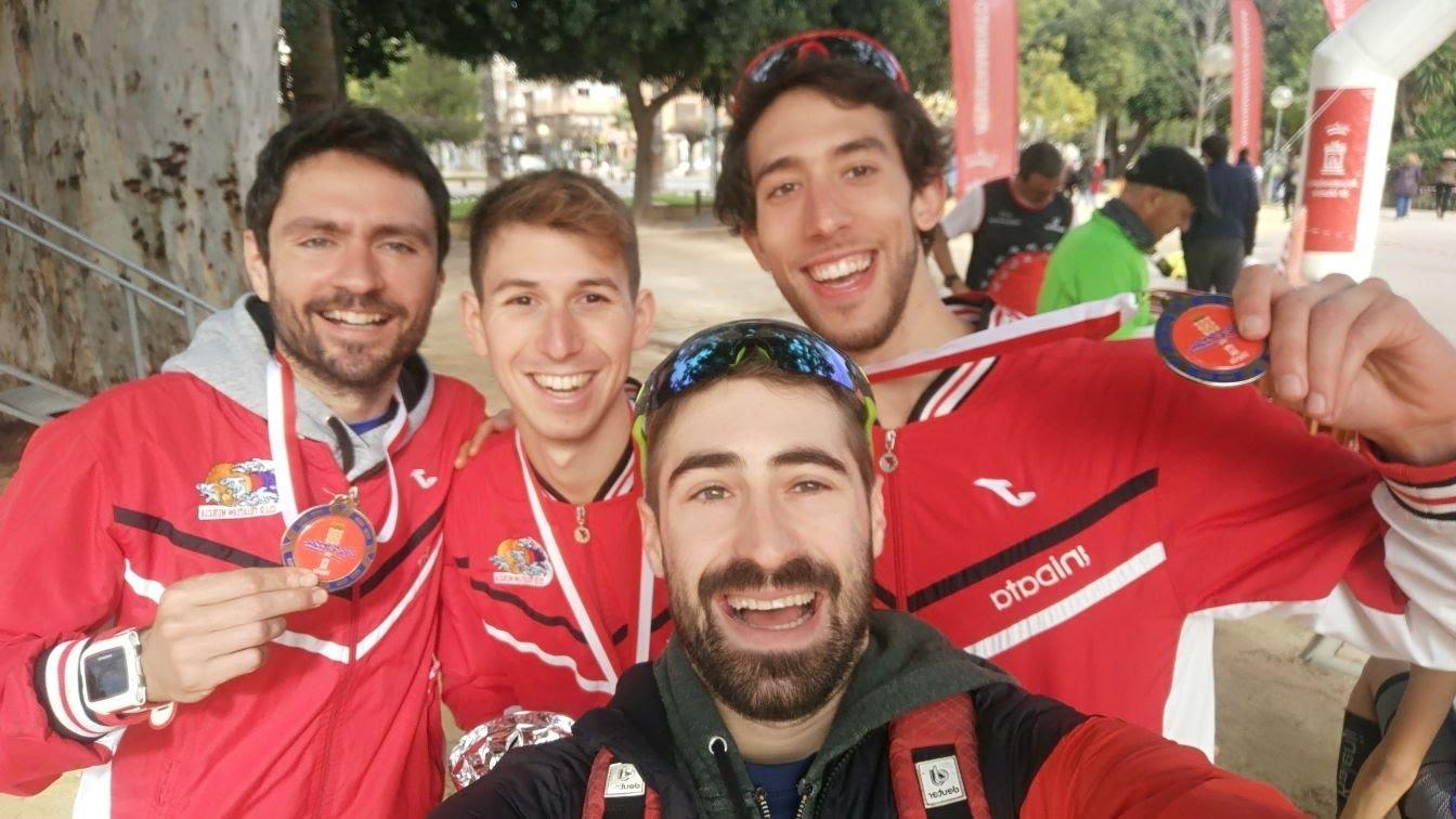 Podio_Club_Triatln_Murcia_Unidata_1
