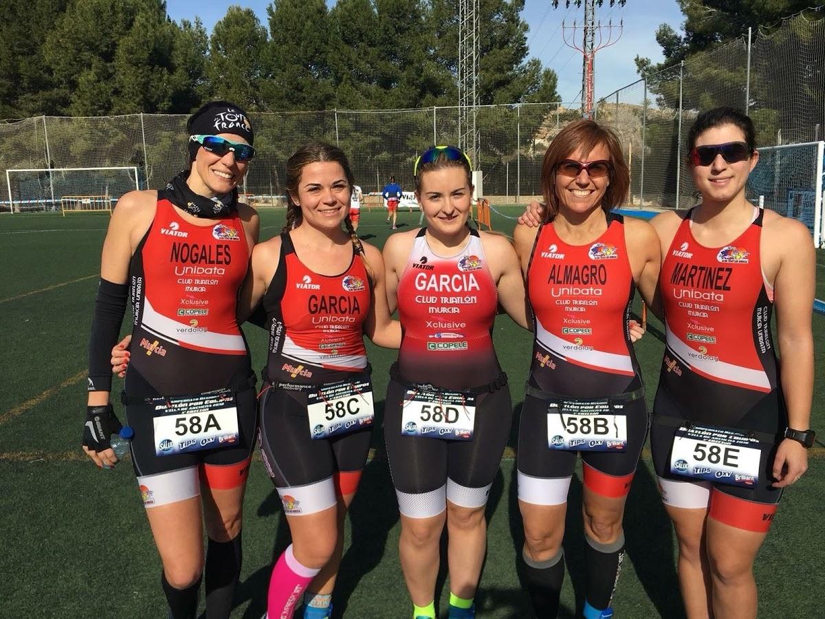 Club_Triatlon_Murcia_Unidata__Campeon_Regional_Duatln_por_Equipos_2018__Triatlon_Murcia_Archena_Femenino_6